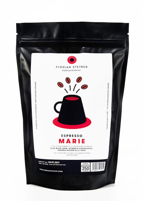 Espresso Marie bio