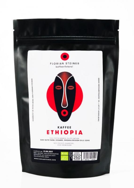 Kaffee Ethiopia bio