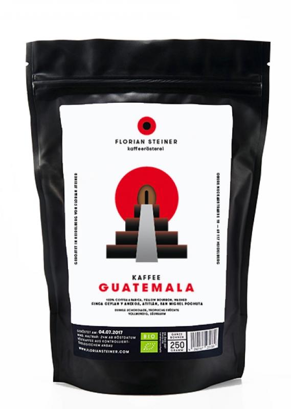 Kaffee Guatemala bio