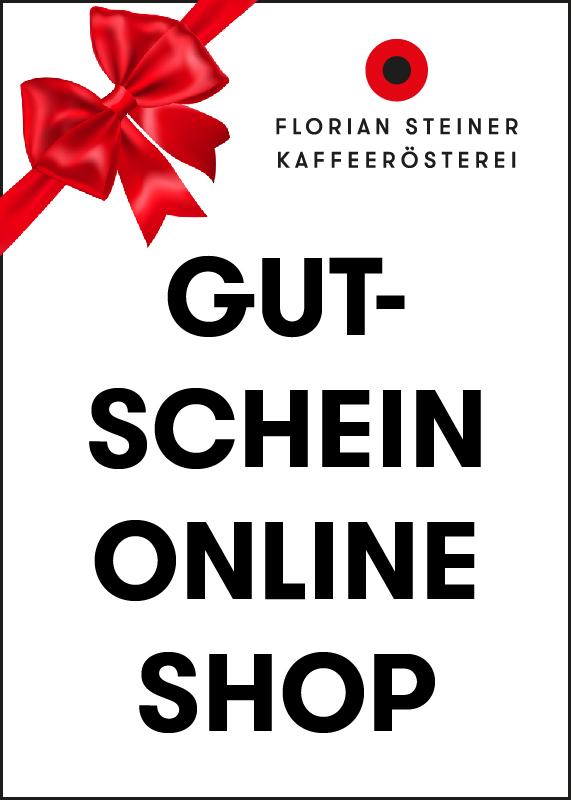 Gutschein Onlineshop